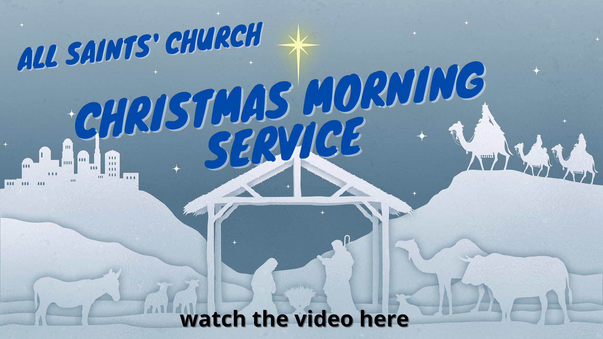 Watch Christmas Morning Servic